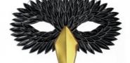 маска вороны из бумаги распечатать