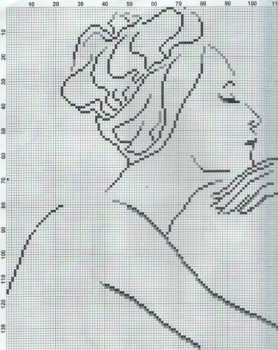 Схемы вышивка крестом