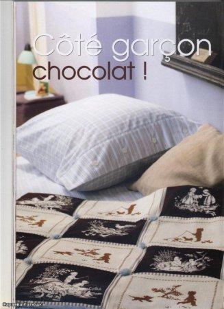 Схемы вышивки для постельного