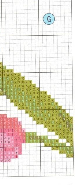 Схема вышивки крестом охотники на привале скачать бесплатно