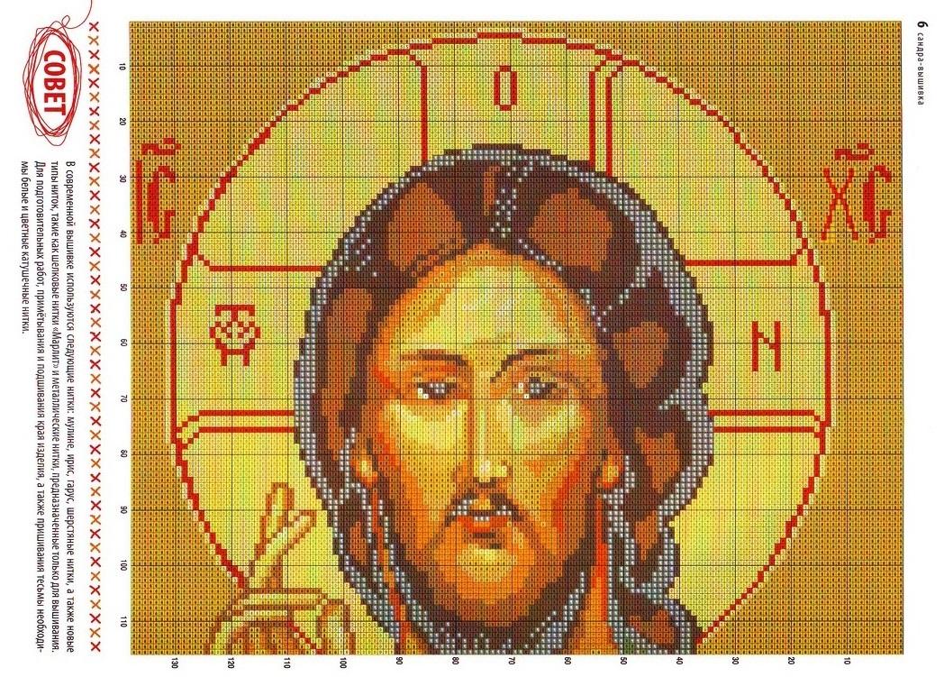 схемы икон: