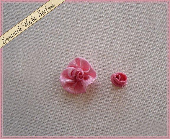 Мастер класс 4 цветы шиповника