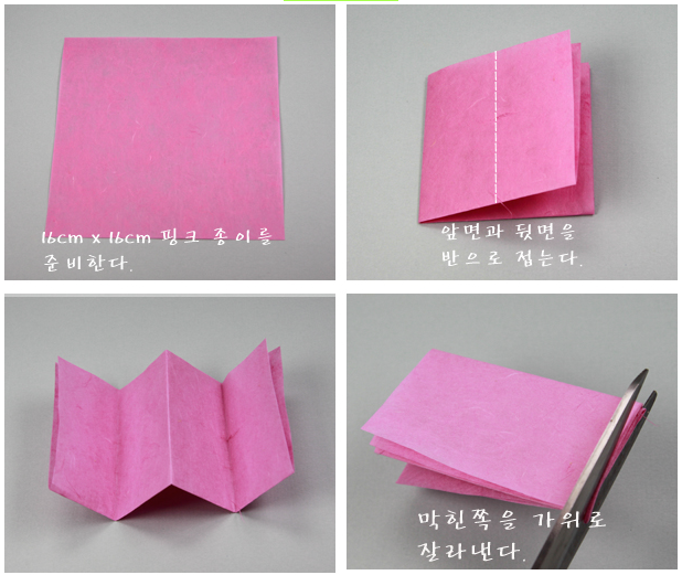 цветы из бумаги: схемы и
