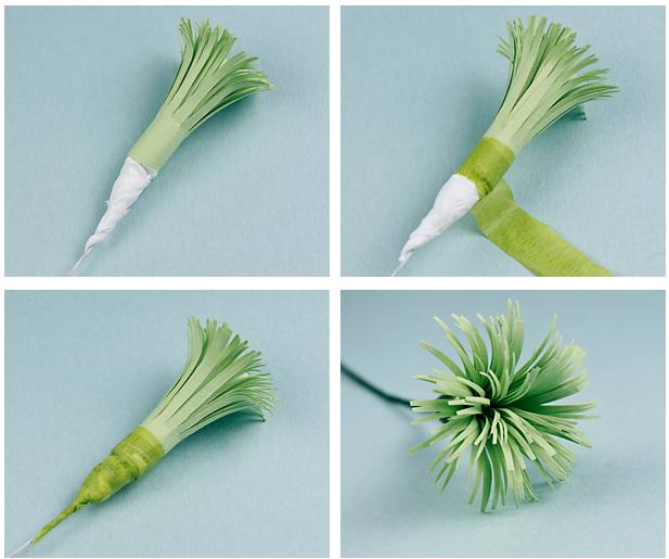 Оригами цветы из бумаги: схемы