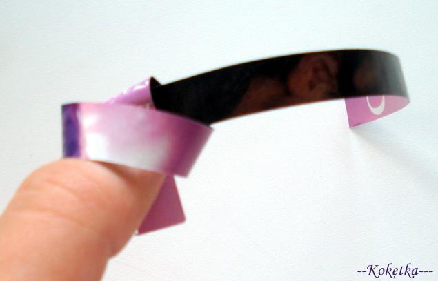 Оригами звездочка счастья из