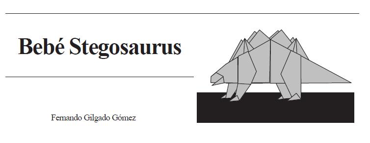 Динозавры оригами из бумаги: