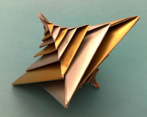 Оригами фигурки: видео по