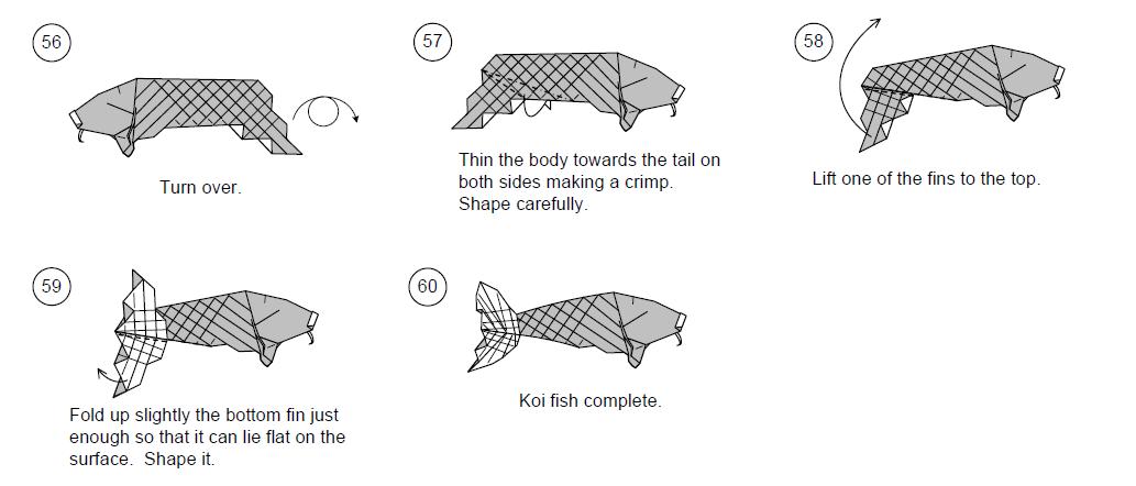 Оригами из денег схема рубашка