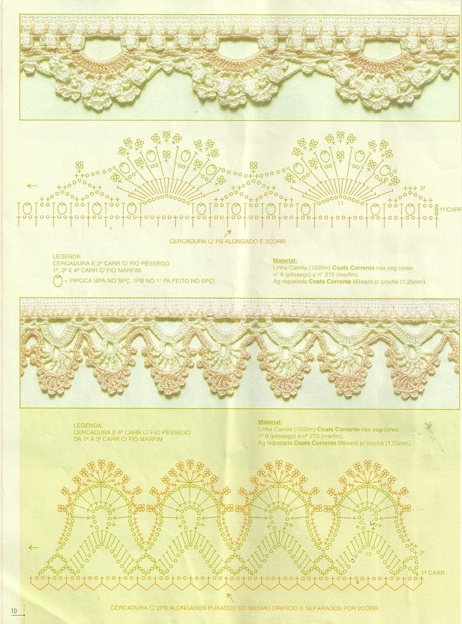 ажурное вязание рукавов кофточек
