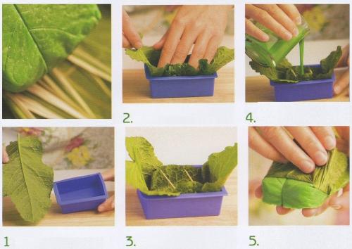 Как сделать мыло без формы