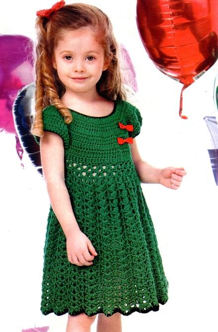 Вязание крючком для детей фото