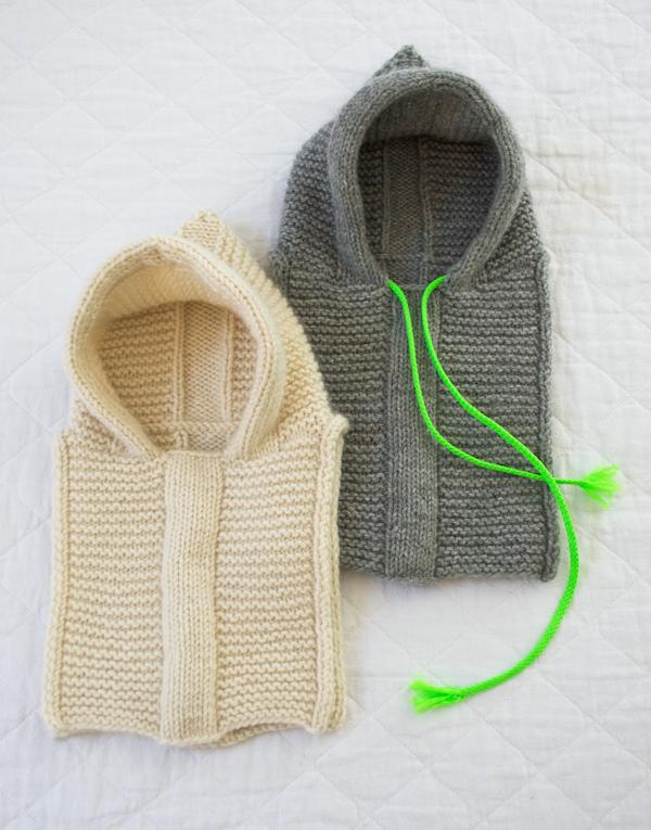 Вязание спицами манишки для
