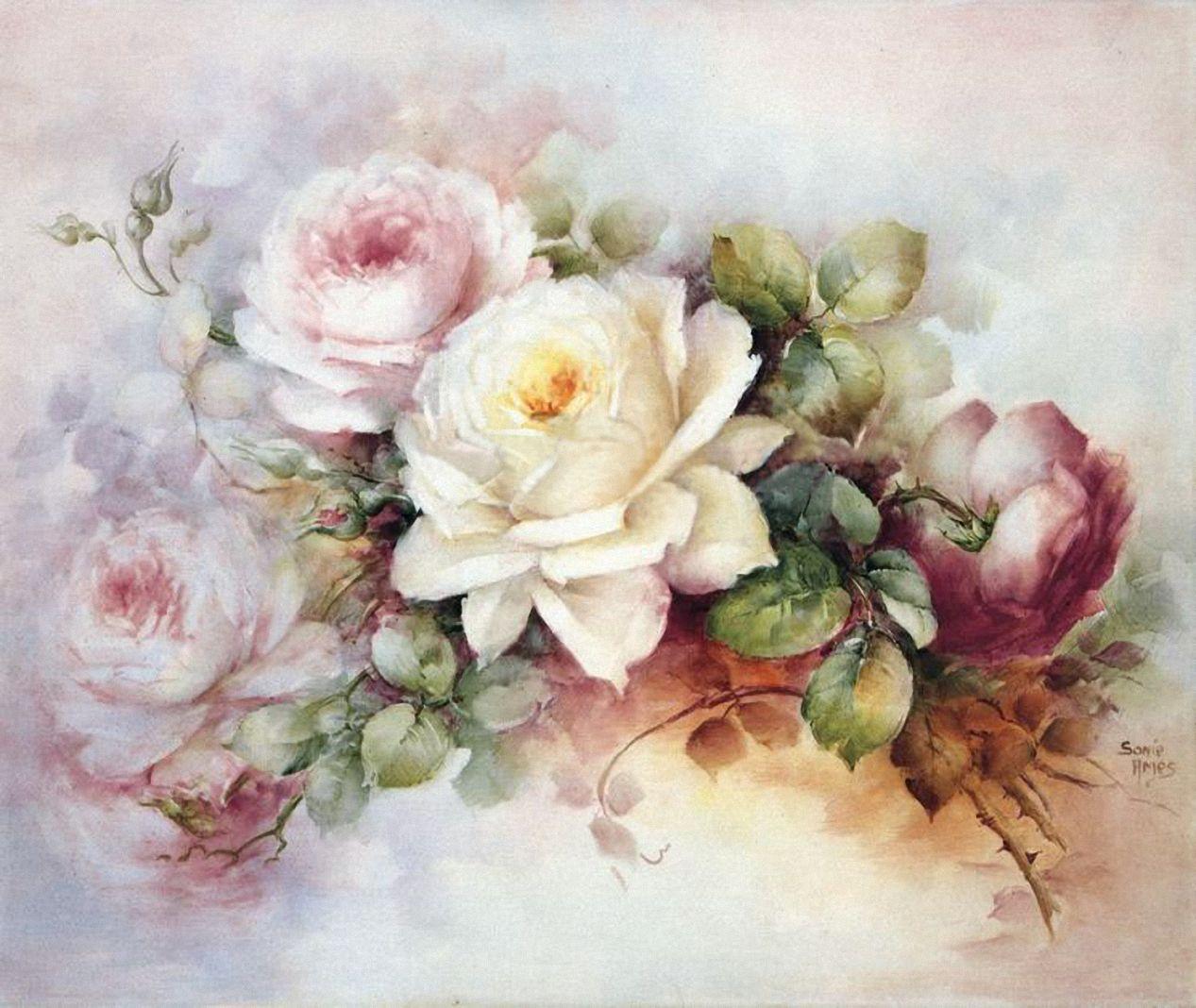 Картинки для раскраски для девочек - 04669