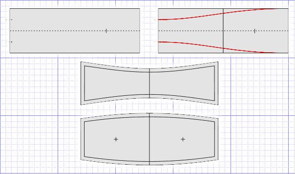 Выкройка купальника: основные