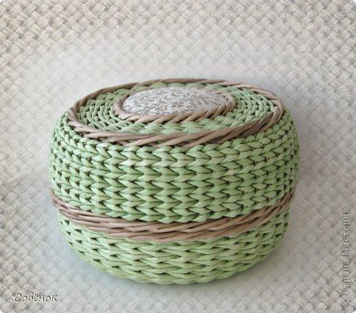 Плетение из газет для