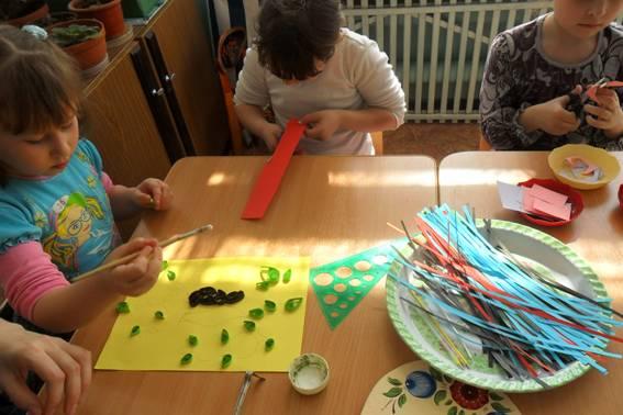 Детские и творческие поделки детей