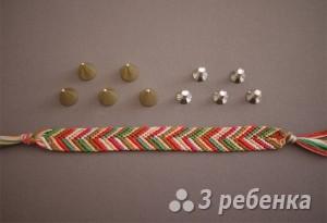 видео уроки плетение фенечек и с бисера