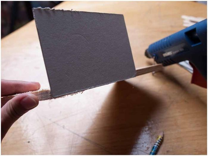 Выкройка мебели из картона своими руками