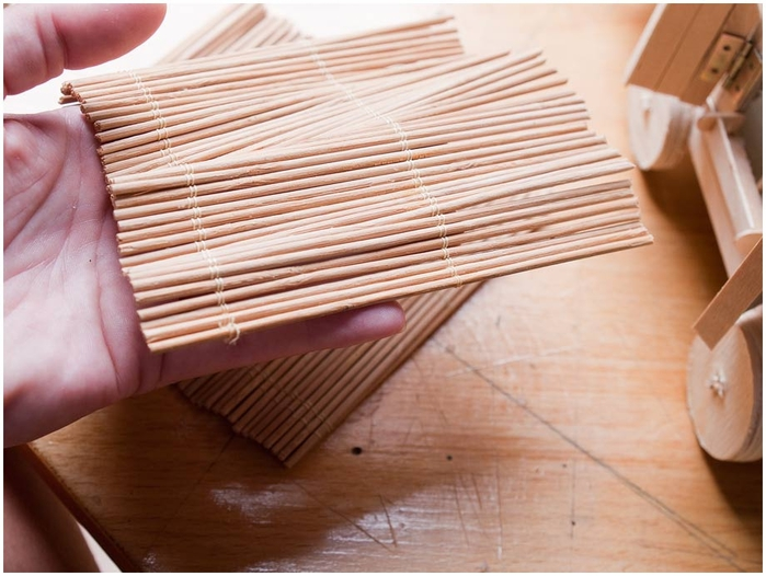 Бумага из бамбука своими руками