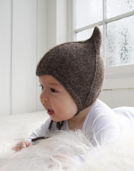 Вязание шапочки для мальчика