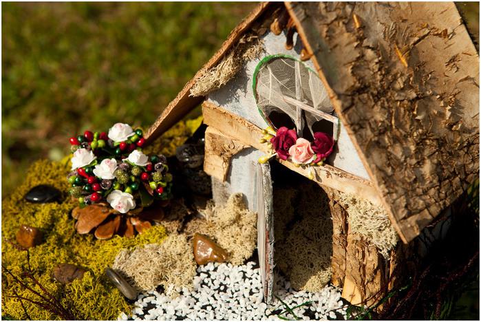 Красивый садовый домик своими руками фото 761