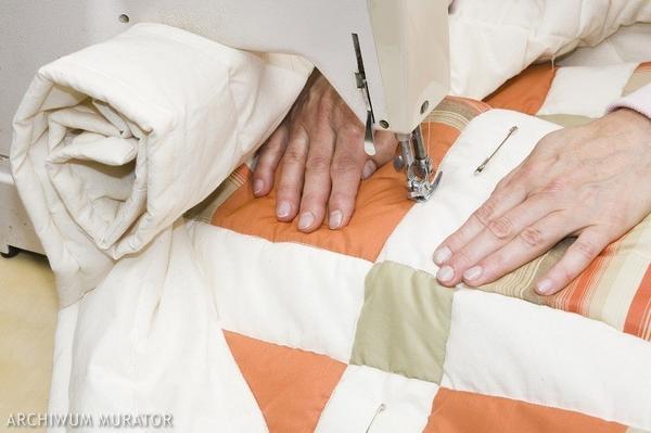 фото покрывало из лоскутков на кровать своими руками