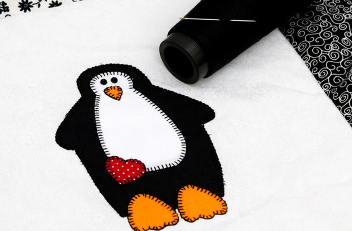Сшить пингвина своими руками выкройки