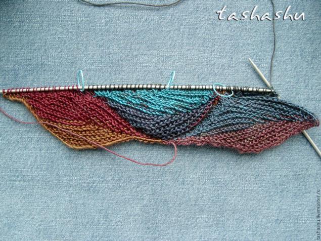 Вязание женских сапожек 59