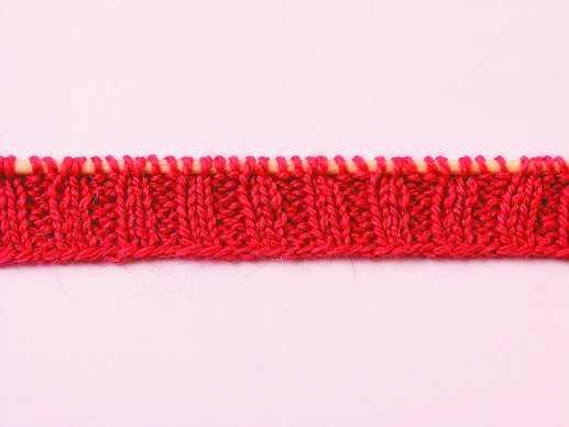 Несколько видов вязания