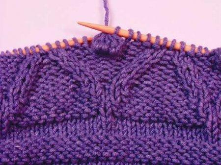 Cхемы вязания спицами для начинающих основные узоры и схемы