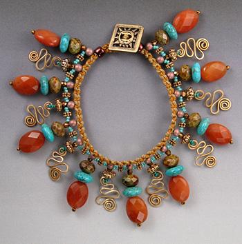 мериносов порода макраме ожерелье самое интересное в блогах брендом Sivera