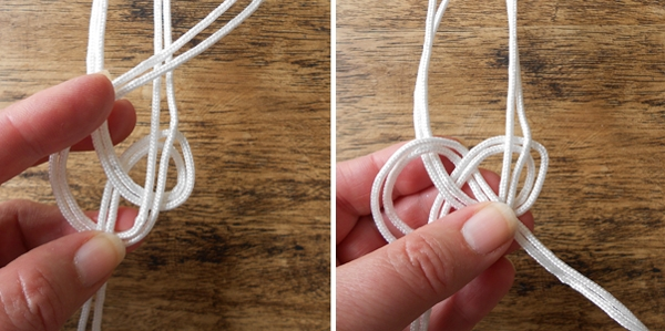 Макраме схема плетения кашпо