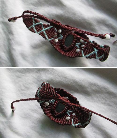 Пояс из бисера схема плетения фото 882