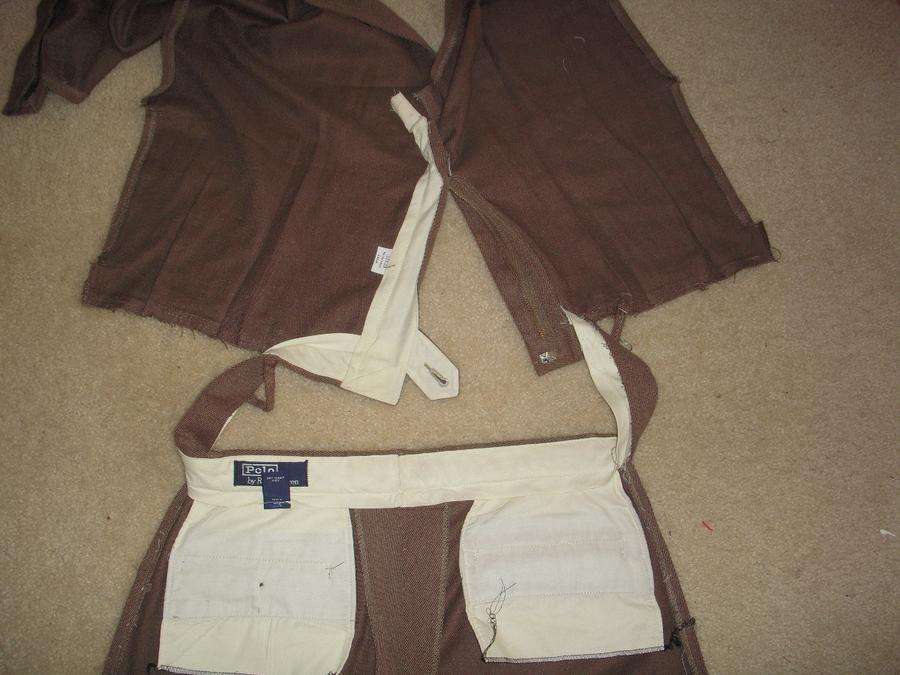 Как из брюк сшить юбку мастер-класс фото 259