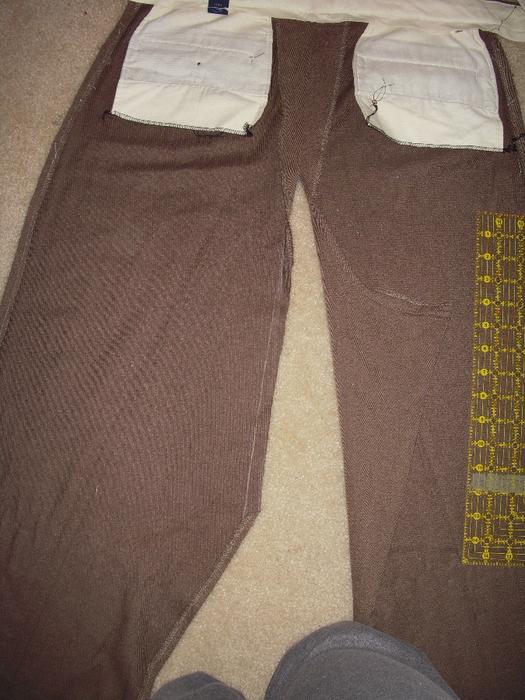 Как из брюк сшить юбку мастер-класс