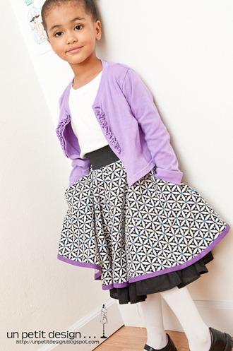 Детские пышные юбки выкройка