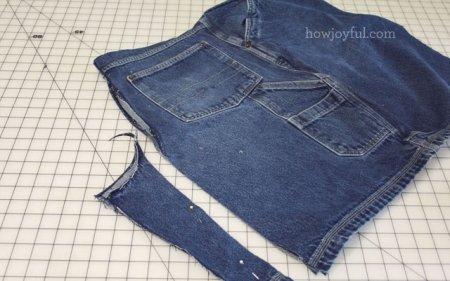 Пошить мужские шорты своими руками