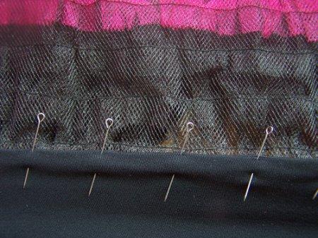 Юбка годе шитье мастер класс поделка #5