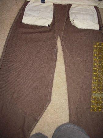 Как сшить юбку прямую с разрезами по бокам