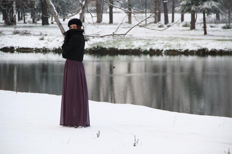 Зимние своими руками юбки 71