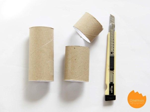Тубус своими руками для бумаги