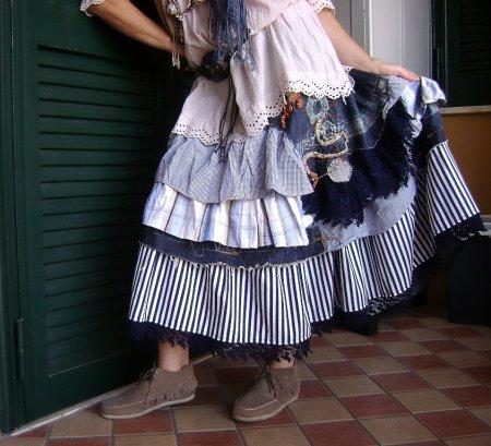 дизайн своими руками юбки