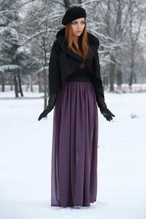 Как сшить вечернее платье в пол своими