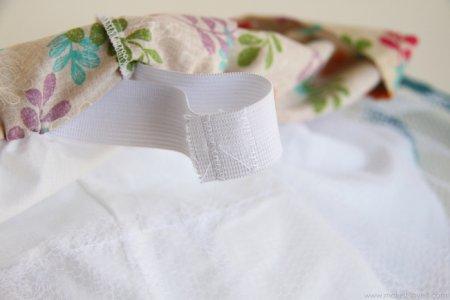 Как сшить детскую юбку складками фото 975