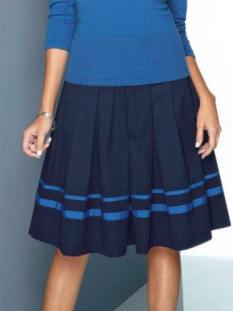 Как сшить себе юбку в складку фото фото 666