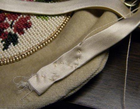 Как сшить сумки с фермуаром своими руками мастер класс
