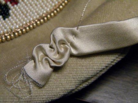 Как сшить сумку с фермуаром: выкройка с описанием