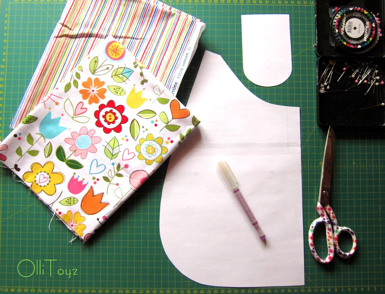 сумки из ткани  и выкройки