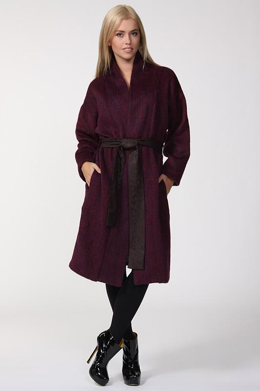 Женское пальто кимоно: