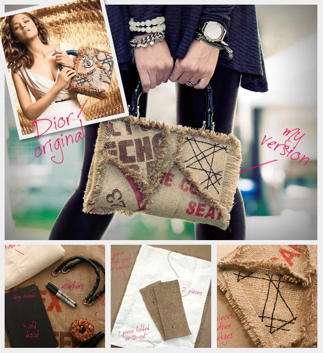 Классные сумочки своими руками